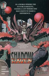 Shadow Raven #1 FN; Poc-it | save on shipping - details inside