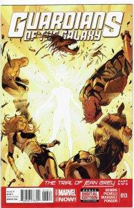 Guardians of the Galaxy #13 (2013 v3) Brian Michael Bendis X-Men NM