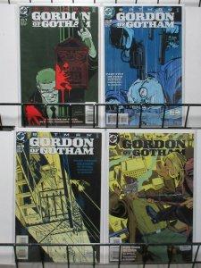 BATMAN GORDON OF GOTHAM (1998) 1-4  complete story