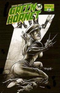 Green Hornet (Dynamite) #2I VF/NM; Dynamite | save on shipping - details inside
