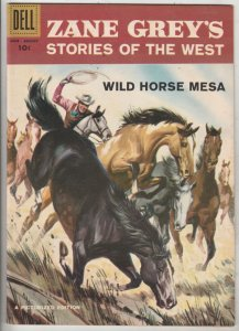 Zane Grey's Stories of the West #38 (Aug-55) NM- High-Grade
