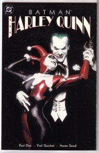 Batman: Harley Quinn #nn (1st print) FN Dini/Guichet, Ross cover, Joker