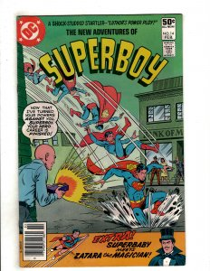 The New Adventures of Superboy #14 (1981) DC Comic Superman OF8