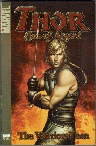 Thor: Son of Asgard: The Warriors Teen #1 Digest Size 1st Print TPB NM