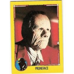 1990 Topps DICK TRACY-PRUNEFACE #11