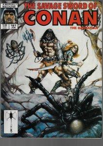 Savage Sword of Conan #161 (Marvel, 1989)