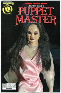 PUPPER MASTER #3, VF, Movie, Dolls, Charles Band, 2015, more Horror in store