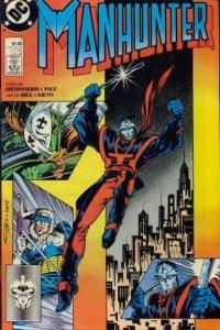 Manhunter (1988 series) #1, Fine- (Stock photo)