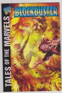Tales of the Marvels: Blockbuster #1 (1995)
