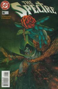 Spectre, The (3rd Series) #46 VF; DC | save on shipping - details inside