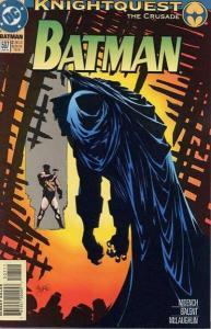 Batman (1940 series) #507, NM- (Stock photo)