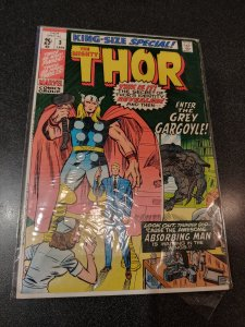 THE MIGHTY THOR #3 KING SIZE SPECIAL