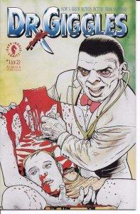 DR. GIGGLES #1, NM, Horror, Dark Horse, 1992