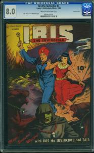 Ibis the Invincible (Fawcett, 1945) CGC 8.0