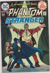 Phantom Stranger #34