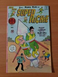 Richie Rich: Super Richie #8 ~ NEAR MINT NM ~ 1977 Harvey Comics
