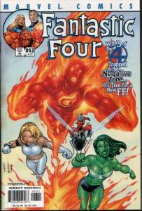 Fantastic Four (1998 series) #43, NM + (Stock photo)