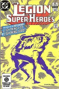 Legion of Super-Heroes (1980 series) #302, VF- (Stock photo)