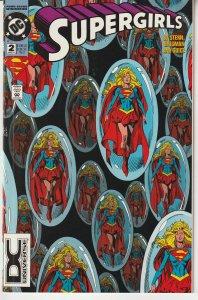 Supergirl #2 (mini-series, 1994)