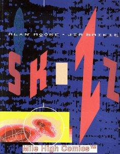 SKIZZ GN   (ALAN MOORE) (1989 Series) #1 Very Good
