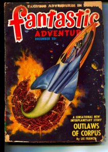 Fantastic Adventures-Pulps-12/1948-Alexander Blade-Lee Francis