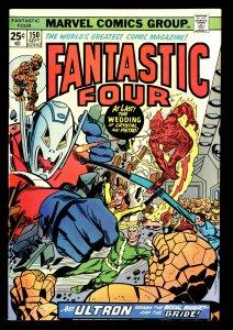 Fantastic Four #150 VF+ 8.5