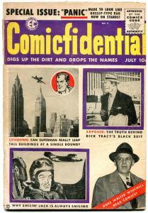 Panic Comics #9 1955-EC Comics Golden- Wally Wood- Jack Davis G/VG
