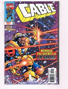 Cable #52 VF Marvel Comics Book Casey X-Men March 1998 DE22