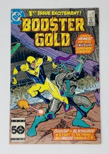 Booster Gold #1 (1986)