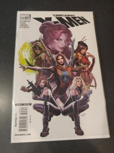 The Uncanny X-Men #508 (2009)