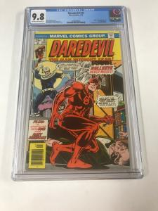 Daredevil 131 Cgc 9.8 First 1st Appearance Bullseye Bronze Age Marvel