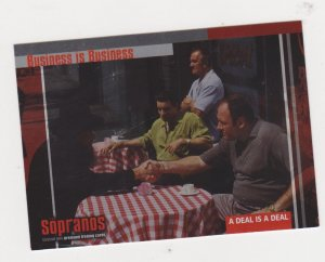 2005 Sopranos Business is Business #BL-1 A Deal is a Deal