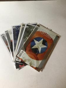 Captain America The Chosen 1 2 3 4 5 6 1-6 Miniseries Complete Nm Near Mint
