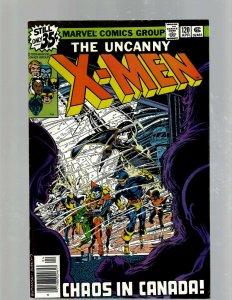 (Uncanny) X-Men # 120 NM Marvel Comic Book Beast Angel Cyclops Magneto SM19
