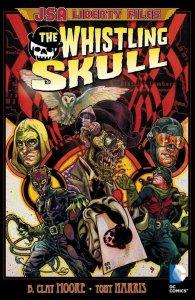 JSA Liberty Files: The Whistling Skull TPB #1 VF/NM; DC | save on shipping - det