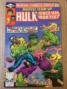 Marvel Team-Up #105 (1981)