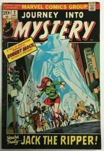 JOURNEY INTO MYSTERY#2 VG 1972 MARVEL BRONZE AGE COMICS