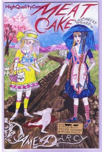 MEAT CAKE #3, NM, Dame Darcey Megan, Independent, 1993, more indies in store