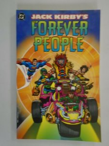 Jack Kirby's Forever People TPB SC 6.0 FN (1999)