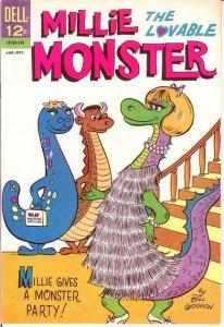 MILLIE THE LOVABLE MONSTER 2 (12-523-310) F-VF COMICS BOOK