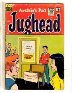 Archie's Pal Jughead # 90 GD Archie Series Comic Book Betty Veronica Riverda JL2