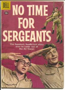 No Time For Sergeants-Four Color Comics #914 1958-Dell-Andy Griffith-G