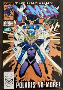 X-Men 250 1989 NM 9.4+ High Grade Late October