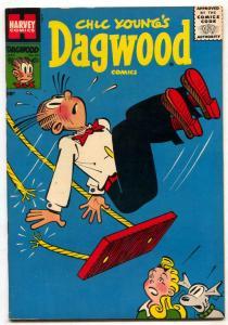 Dagwood #65 1956- harvey comics VF-