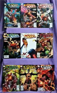 Jim Starlin MYSTERY IN SPACE #1 - 8 with Neal Adams 1:10 Cover (DC, 2006)!
