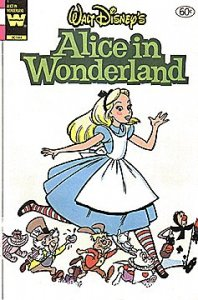 ALICE IN WONDERLAND  (WHITMAN PRE-PACK ONLY) (1984 Series) #1 Near Mint Comics