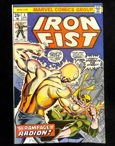 Iron Fist #4