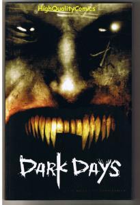 DARK DAYS, 30 Days of Night, TPB, GN, VF/NM, 1st, 2004,Steve Niles, Ben Temples