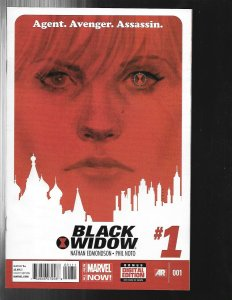 11 Marvel Comic Books Black Widow # 1, 2, 2, 3, 4, 5, 6, 7, 8, 9, 10 J449