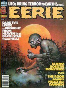 Eerie (1965 series) #91, Fine (Stock photo)